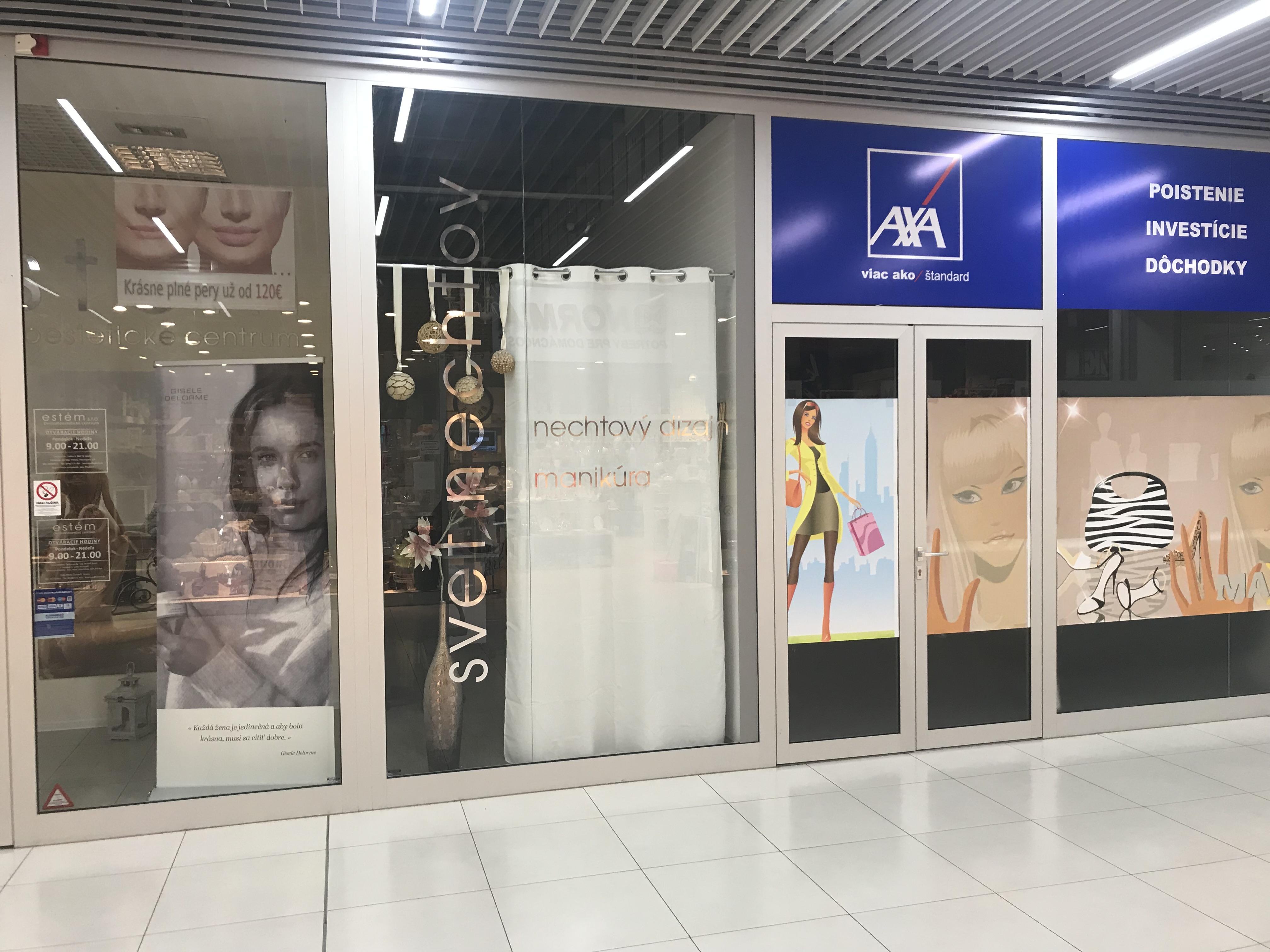 Obchodný priestor v Prešove
