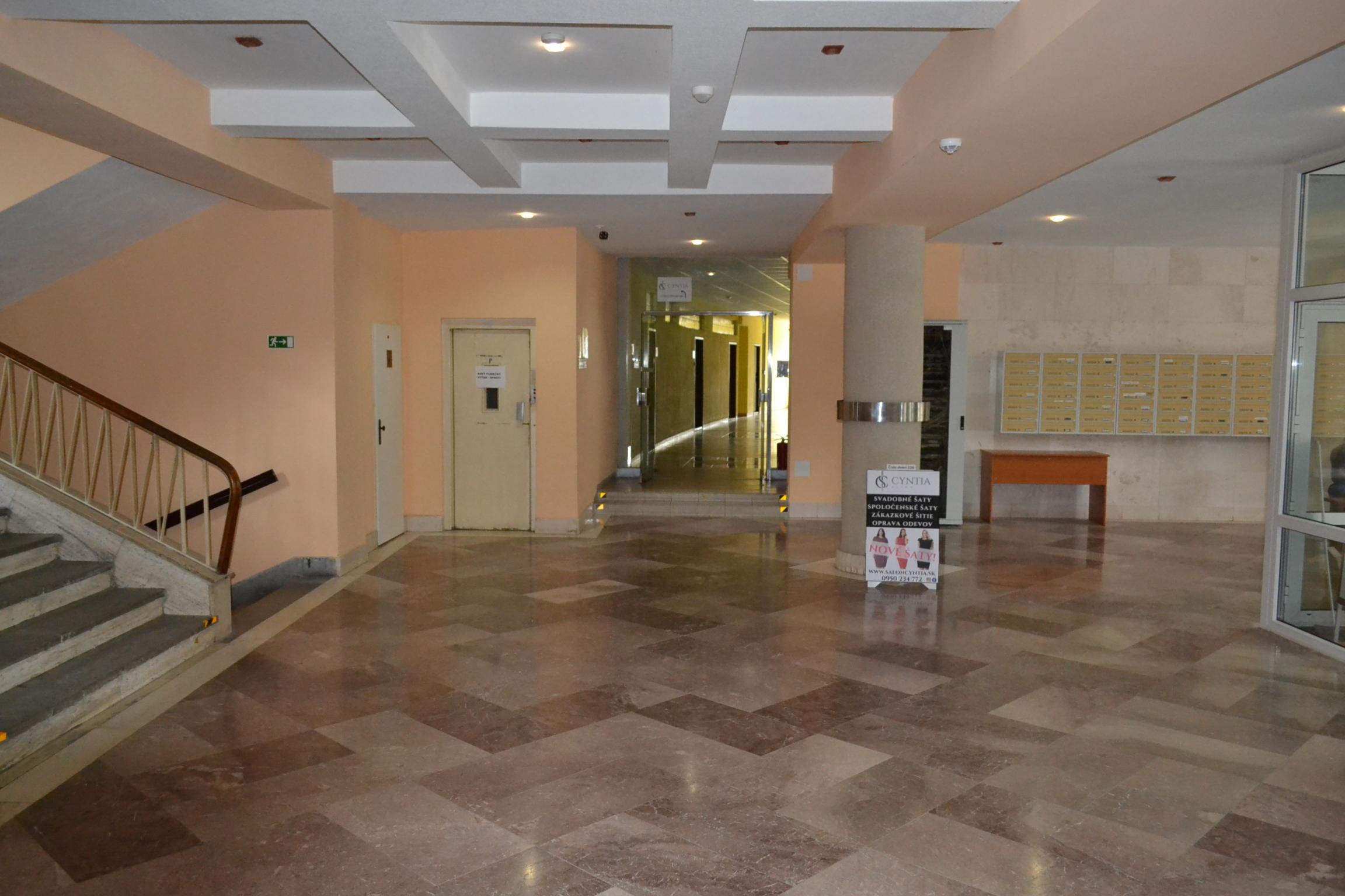 Administratívno – obchodné priestory v Prešove
