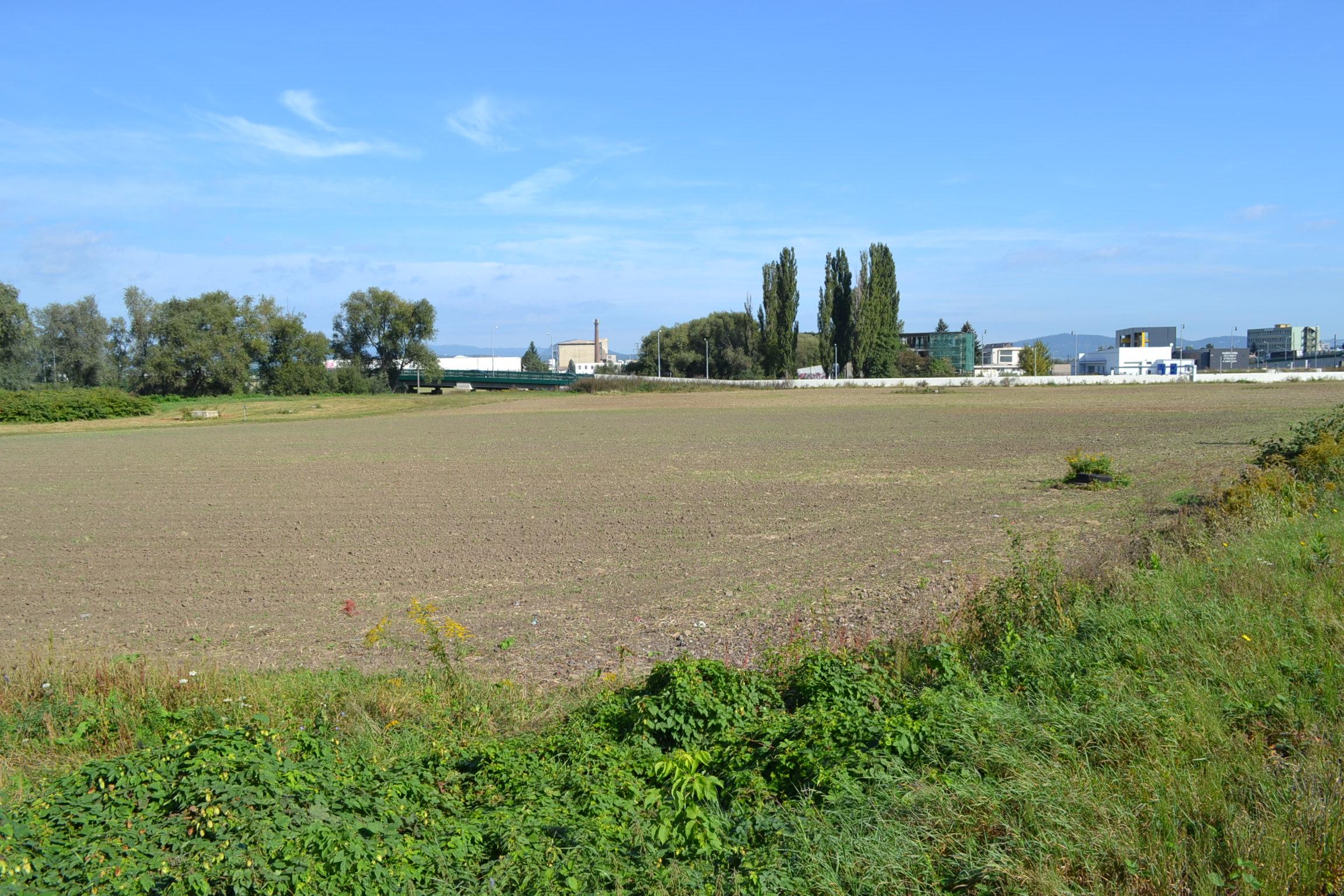 Komerčný pozemok v Prešove